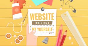 ホームページ作成、自作するメリットは大きいのか!?制作会社に依頼すべき人とそうでない人とは?